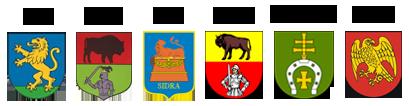 Stowarzyszenie LGD Szlak Tatarski działa w pięciu gminach na obszarze powiatu sokólskiego.